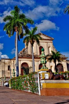 Fabulous Trinidad, old town in Cuba | 16 Reasons why Cuba is so Loved by Tourists although is still under Communist Regime