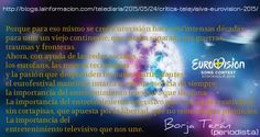 Eurovision Song Contest 2016: Estocolmo 9-14 de mayo Trauma, Eurovision Songs, Stockholm, Continents, Social Networks