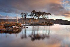 Loch Assynt by John Potter