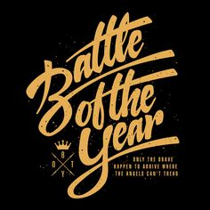 Battle Of The Year Italy 2014 on Behance
