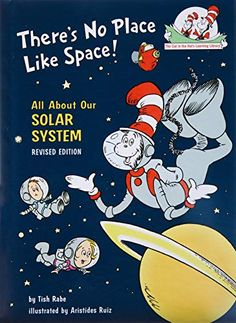 Pair this book with the Rubber Duck Space Venture Shuttle ---- There's No Place Like Space: All About Our Solar System (Cat in the Hat's Learning Library): Tish Rabe, Aristides Ruiz: Amazo. Science Books, Science Activities, Science Experiments, Creation Activities, Space Activities For Kids, Science Week, Science Party, Preschool Science, Science Resources