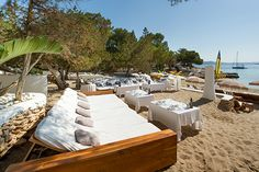 Cala Bassa Beach Club  | Ibiza Wedding Venue | Ibiza & Formentera Wedding House