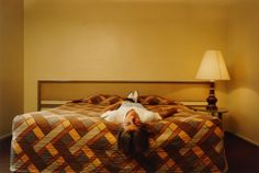 "Philip-Lorca diCorcia. ""Roy, 'in his twenties', Los Angeles, California, $30"", 1990–92"