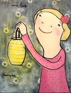 Naive, People Art, Pretty Art, Art For Kids, Disney Characters, Fictional Characters, Babies, My Love, Disney Princess