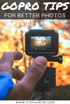 Wondering how to take better GoPro photos? In this post I share some of my best GoPro photography tips to help you make the most out of your GoPro camera. This is an amazing little device and with enough practice it can be used to capture some incredible shots! Keep reading for some great GoPro tips! #gopro #photography
