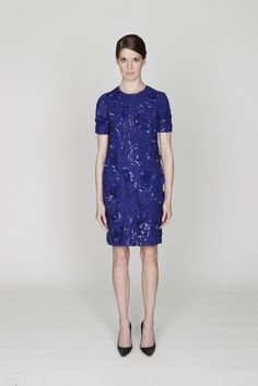 Monique Lhuillier - Pre-Fall 2012 - Look 38 of 48