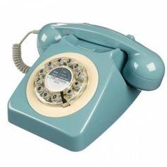 retro telefoon 746