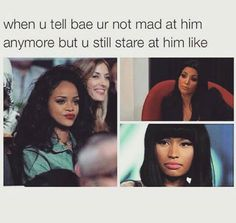 Or hit him with yep, mhmm, k, yea, and periods lol Follow me on Pinterest: @bre951