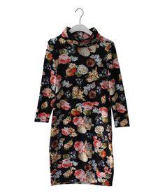 Das Kleid mit Blumenmuster aus unserer neuen Kollektion! 14,99€ @ www.mycolloseum.com