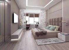 Camera da letto in stile in stile Eclettico di ООО 'Студио-ТА'