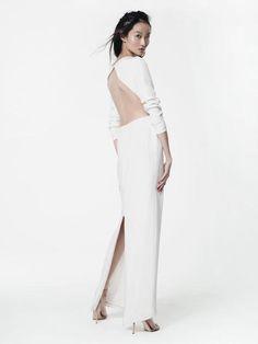Tips for Wedding Dress Shopping for Women with Tattoos — Houghton Designer…