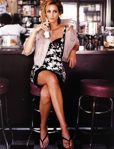 ☆ Christy Turlington | Photography by Pamela Hanson | For Mirabella Magazine | July 1992 ☆ #Christy_Turlington #Pamela_Hanson #Mirabella_Magazine #1992