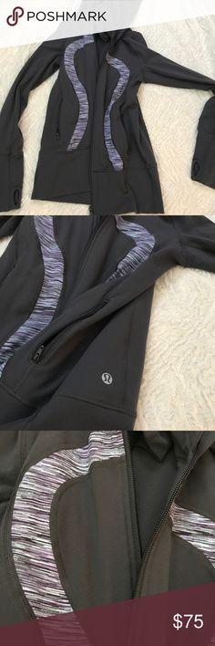 Lululemon Stride Jacket Not sure of the style name bddd1d23b7