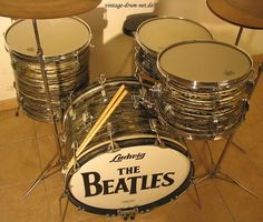 Iconic drums