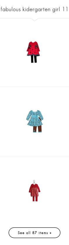 """""""fabulous kidergarten girl 11"""" by sterlingkitten ❤ liked on Polyvore featuring baby, dresses, kids, girls outfits, baby girl, kids clothes, baby clothes, baby stuff, girls and baby girl clothes"""