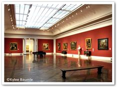 Toledo Museum of Art. This room is one of my favorites in the museum...