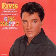 elvis girl happy album