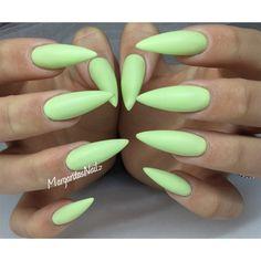 Lime+Green+Stiletto+Nails++by+MargaritasNailz+-+Nail+Art+Gallery+nailartgallery.nailsmag.com+by+Nails+Magazine+www.nailsmag.com+%23nailart