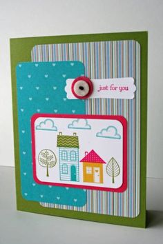 Being Neighborly by thisissomuchfun - Cards and Paper Crafts at Splitcoaststampers