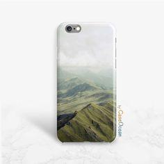 Berg iPhone Case iPhone 6 6 s Plus 6 s Handy Case von CaseOcean
