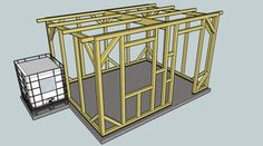Je vous présente ici les différentes étapes de la réalisation de mon abri de jardin: Les plans se trouvent ici => https://www.dropbox.com/s/6n5n51n25hz5qbo/Abri%20Zep%202.skp Tout d'abord la conception du plan faites avec Google Sketchup 7 Le projet est...
