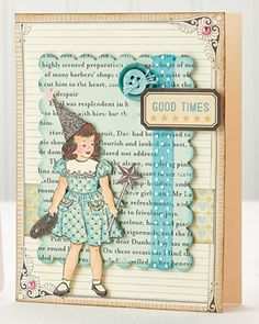 Good Times Card by @Nicole Eccles