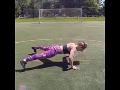 No Gym? No Problem: entrenamiento al aire libre - YouTube