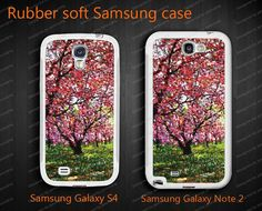 tree design  Samsung Galaxy Note 2 case I9500 case by janicejing, $16.99