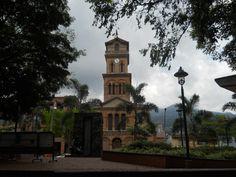 Parque del Poblado , Medellin Colombia