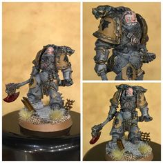 Warhammer 40k Blood Angels, Warhammer 40k Space Wolves, Warhammer Models, Warhammer 40000, Miniaturas Warhammer 40k, Grey Knights, Wolf Painting, Model Hobbies, Warhammer 40k Miniatures