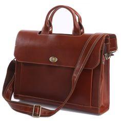 Handmade Calf Leather Briefcase