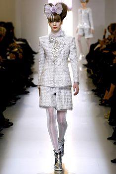Chanel Spring 2010 Couture Fashion Show - Sophie Srej