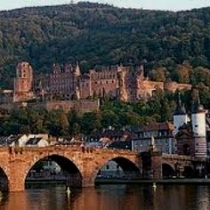 I was there for their 800th Anniversary: Heidelburg, Germany