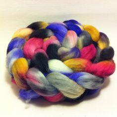 Theia  Superwash Merino top roving fiber for by ShadawynFiberArts, $22.00