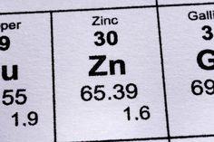 Zinc repairs DNA and reduces oxidative stress