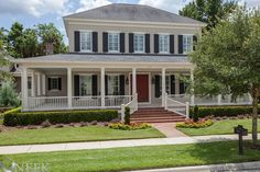 SOUTHERN COMFORT ACHIEVED IN CLASSIC ARCHITECTURAL BEAUTY FAMILY HOME
