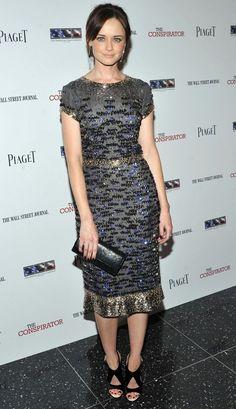 Alexis Bledel   #AlexisBledel #ClearWinter #WinterSpring #celebrity