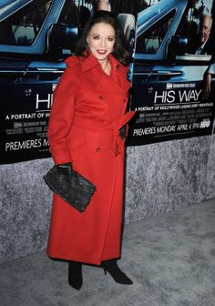 2011.03.22   Joan @ Premiere Of The HBO Documentary His Way