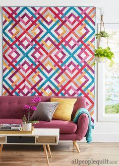 Drunkards Path Quilt, Modern Quilting Designs, Modern Quilt Patterns, Quilt Designs, Loom Patterns, Bed Quilt Patterns, Patchwork Patterns, Quilt Baby, Strip Quilts