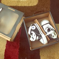 Baby Converse Brand new baby converse Converse Shoes Sneakers