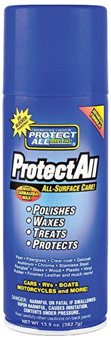 Protect All 62015 All Surface Cleaner with 13.5 oz. Aerosol Can