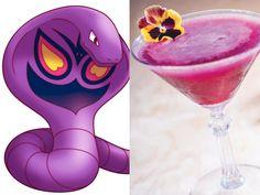 Pokemon Arbok Cocktail