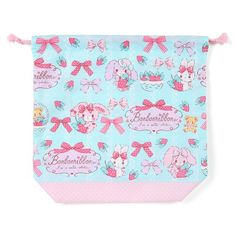 Sanrio, Bunny, Container, Pink, Stuff To Buy, Candy, Cute Bunny, Rabbit, Pink Hair