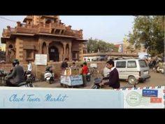 Jodhpur City - The Blue City