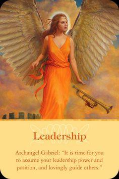Orakelkaart: Leiderschap