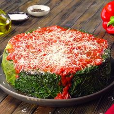 Food Discover Savoy cabbage with hack and vegetables - Eat Recipes Beef Recipes Salad Recipes Chicken Recipes Cooking Recipes Healthy Recipes Easy Cake Recipes Dessert Recipes Quinoa Power Salad Recipe Good Food Beef Recipes, Salad Recipes, Chicken Recipes, Cooking Recipes, Healthy Recipes, Cake Recipes, Dessert Recipes, Good Food, Yummy Food
