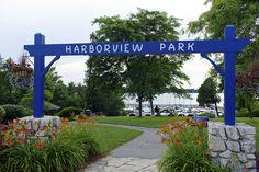 Harborview Park. Egg Harbor, Wi