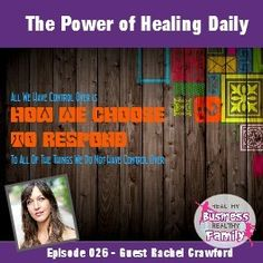 After a devastating loss, how to get back to the business of life. http://yourbizrules.com/road-recovery-power-healing-daily/