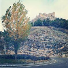 #myinstagram365proyect día033 #aguilardecampoo #castle #castillo #palencia #igerscyl #igerspalencia #otoño