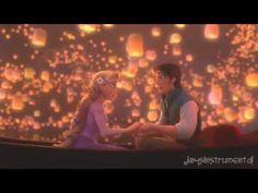 ✂ Rapunzel - Endlich sehe ich das Licht 「Duett FanCover」 ♫ - YouTube